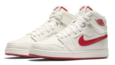 8f2b4969aa7260 Get an Official Look at the Air Jordan 1 KO High OG  Timeless Canvas