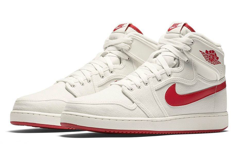 10db0a093feb75 Get an Official Look at the Air Jordan 1 KO High OG  Timeless Canvas ...