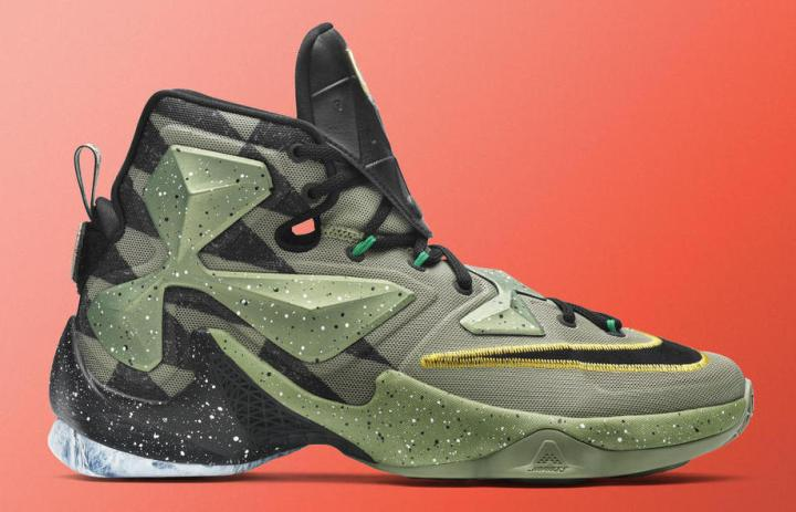 Nike Basketball All-Star LeBron 13