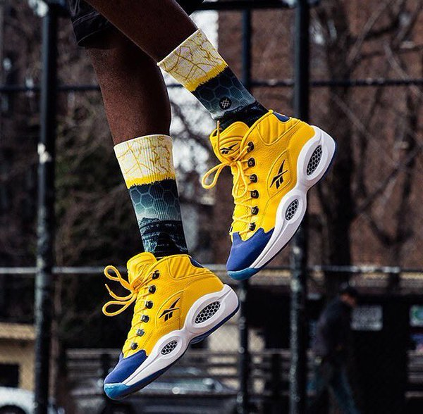 8eaa8ffe0e5 Reebok Question Mid  Unworn  - Available Now - WearTesters