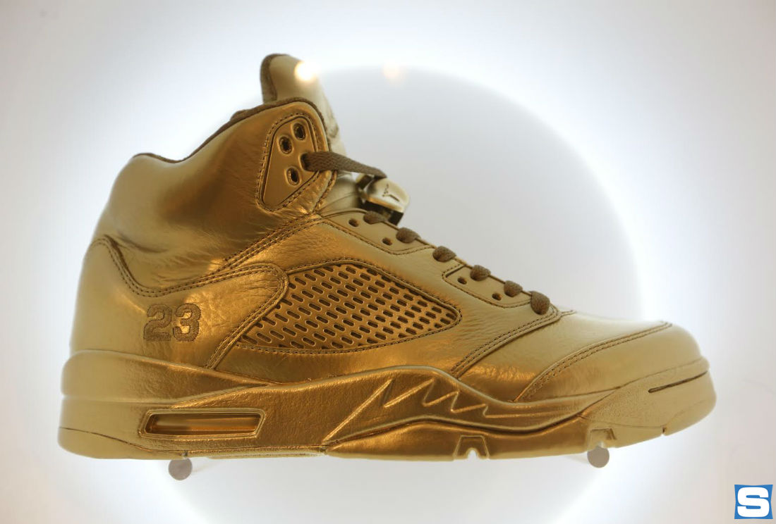 low priced ae1ea 04cbf ... cheap take a look at the entire air jordan collection in gold 2 b8b80  51d68