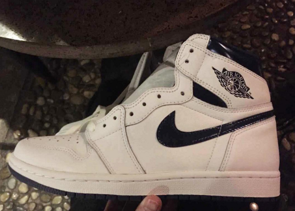 low priced c04aa 12620 The Air Jordan 1 Retro High  Metallic Series  Set to Come Back in OG ...