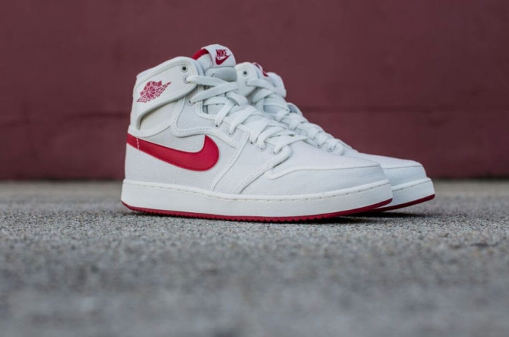 more photos ed07b 6a395 The Air Jordan KO High OG 'Sail' Returns in 2016 - WearTesters
