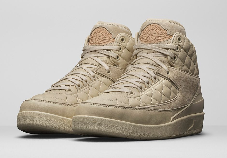 3925e319d79a Air Jordan 2 Retro x Just Don Detailed Look and Overview ...