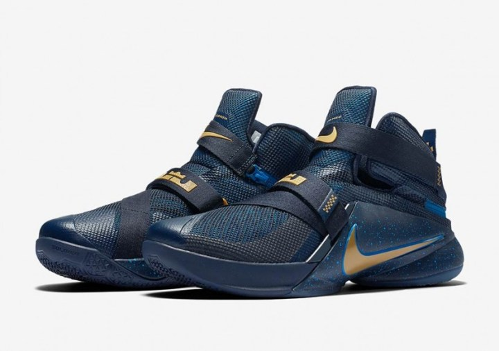 735d51f8afe Nike Flyease Continues on the Nike Zoom LeBron Soldier 9 - WearTesters