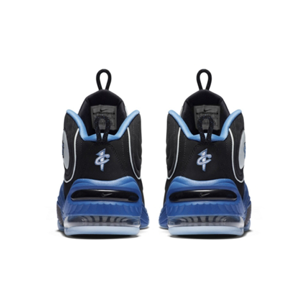 big sale 1cf77 67503 ... An Official Look at the Nike Air Penny 2 Retro in Black Varsity Royal 3  ...