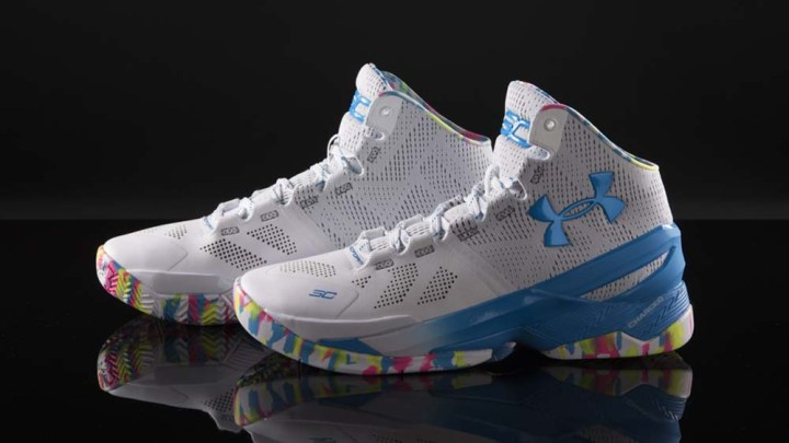 731598f782a Get Up Close and Personal with the Under Armour Curry 2  Surprise Party  1  ...