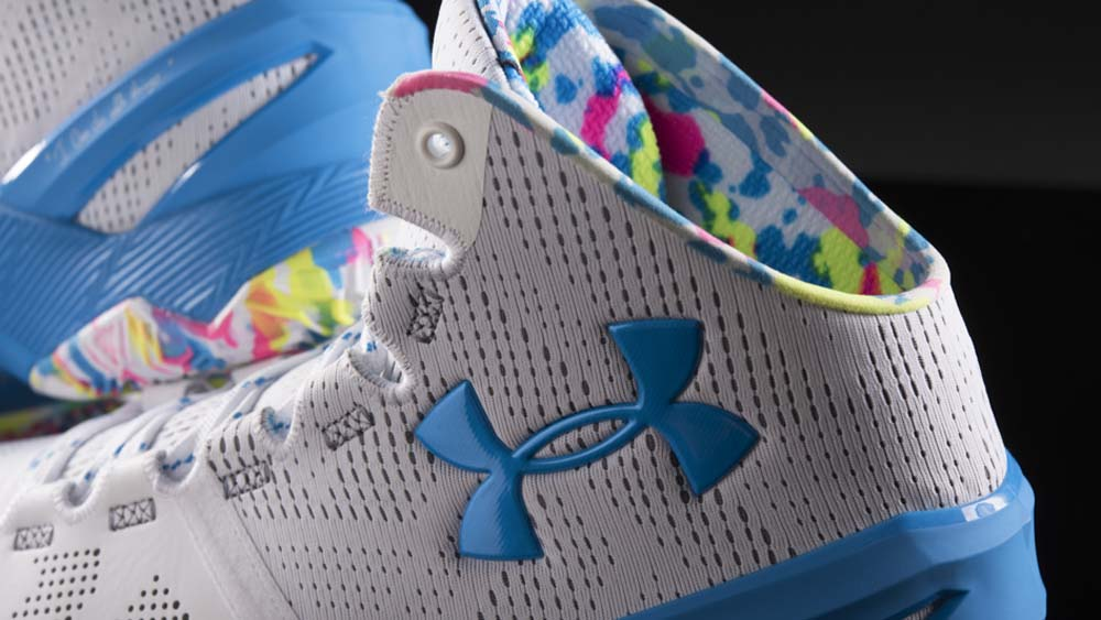 quality design ce422 56d30 Get Up Close and Personal with the Under Armour Curry 2 'Surprise ...