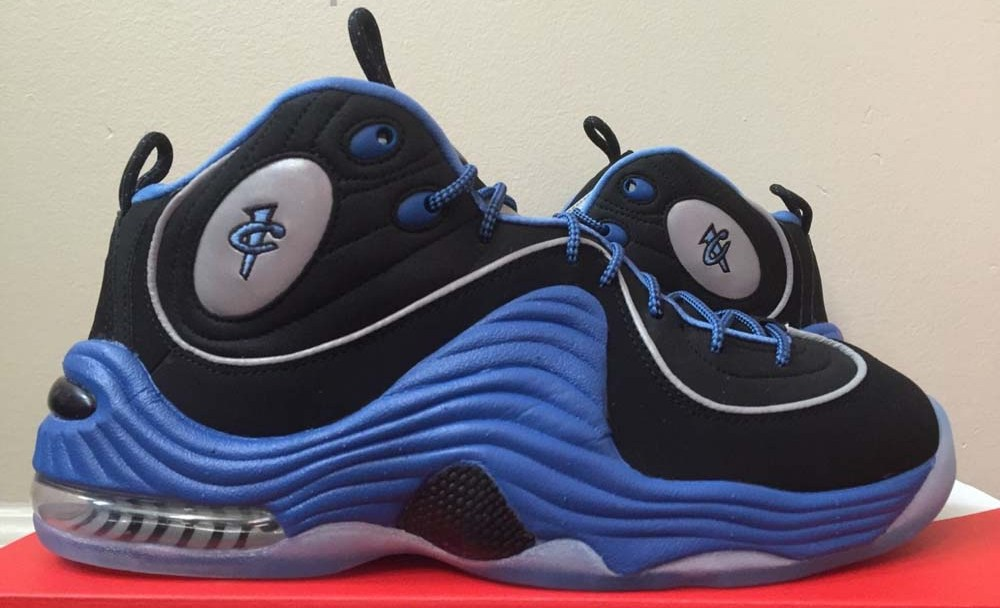 3b1c0ba5fdd22b Get a Detailed Look at the Upcoming Nike Air Penny 2 Retro in Black ...