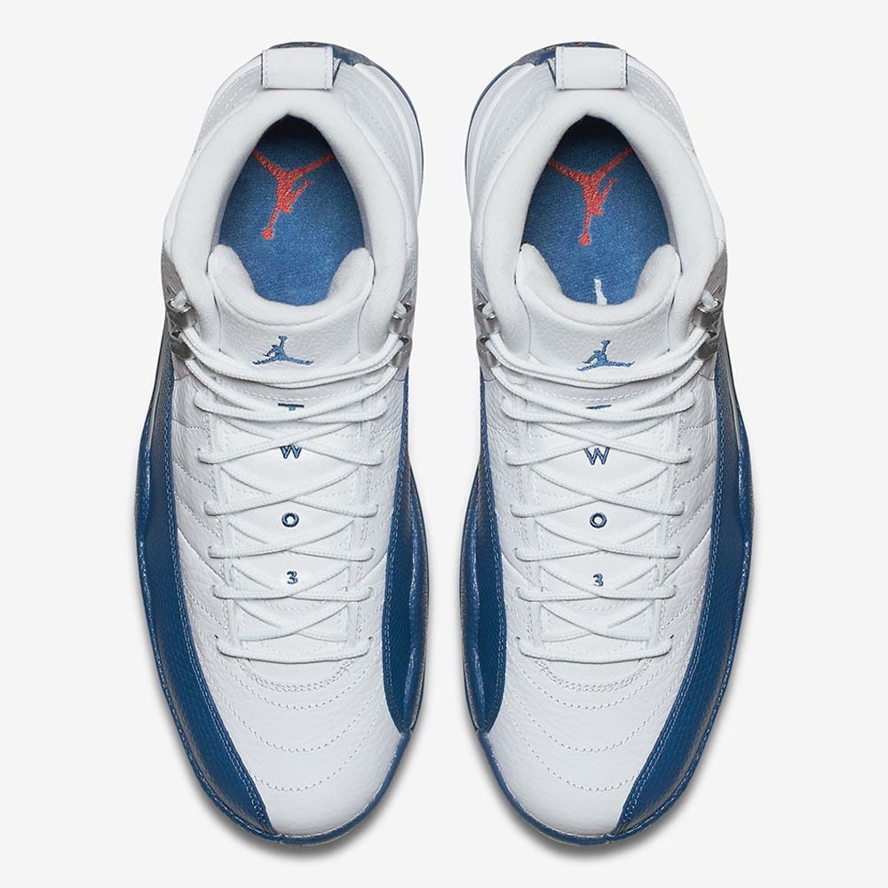 Get an Official Look at the Air Jordan 12 Retro  French Blue  3 ... bc0502a44