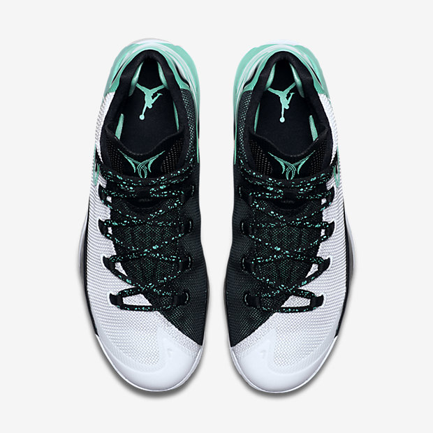 a91ebbf3b2ea The Jordan Melo M12  Hyper Turquoise  is Available Now - WearTesters
