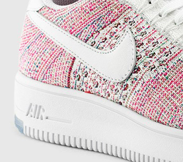 78350ba6cf0 Another Multicolor Version of the Nike Air Force 1 Flyknit Has ...