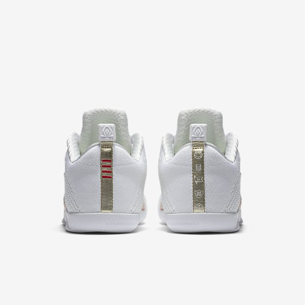 e130655a2e02 Where to Cop the Multicolor Flyknit Nike Kobe 11  White Horse ...