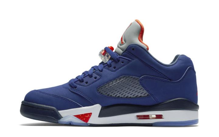 Take a Good Look at the Air Jordan V Low 'Knicks'-3