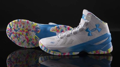 87b14391c5f Under Armour Curry 2  Surprise Party  is Available Now. The perfect  birthday gift sneaker ...