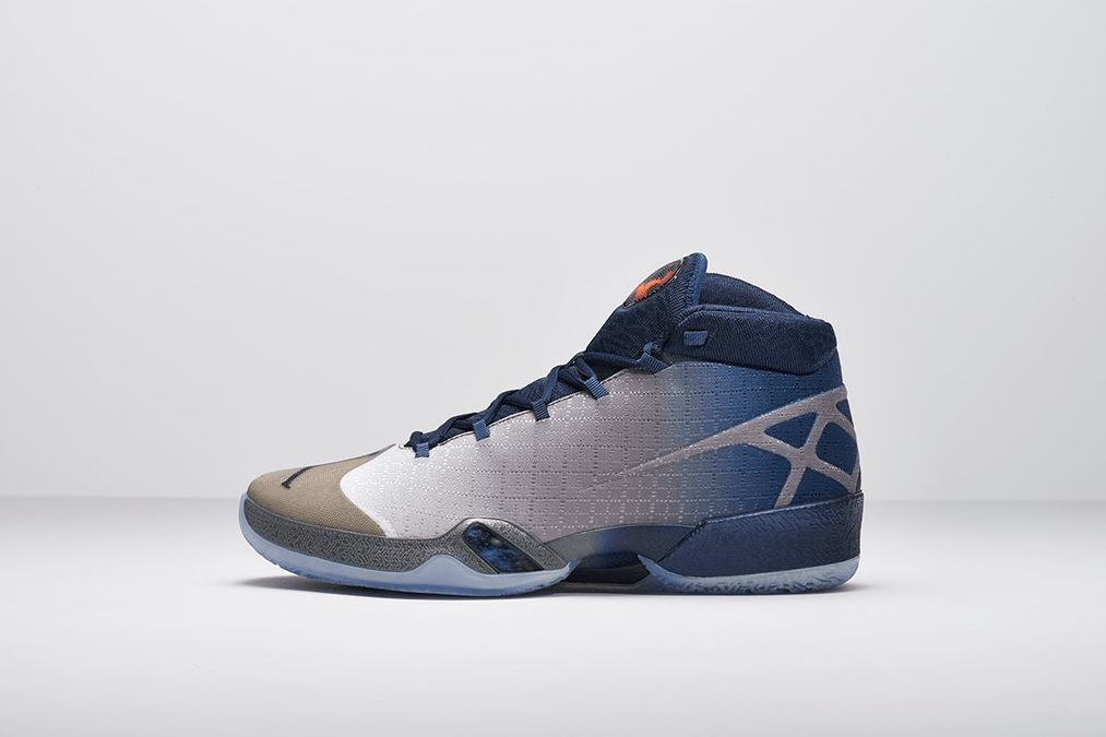 best authentic f04e5 e6a2e Who s Got the Better Air Jordan XXX (30) PE Georgetown or Marquette -