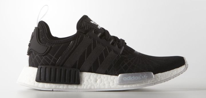 adidas NMD Runner R1 Core Black FTWR White Womens