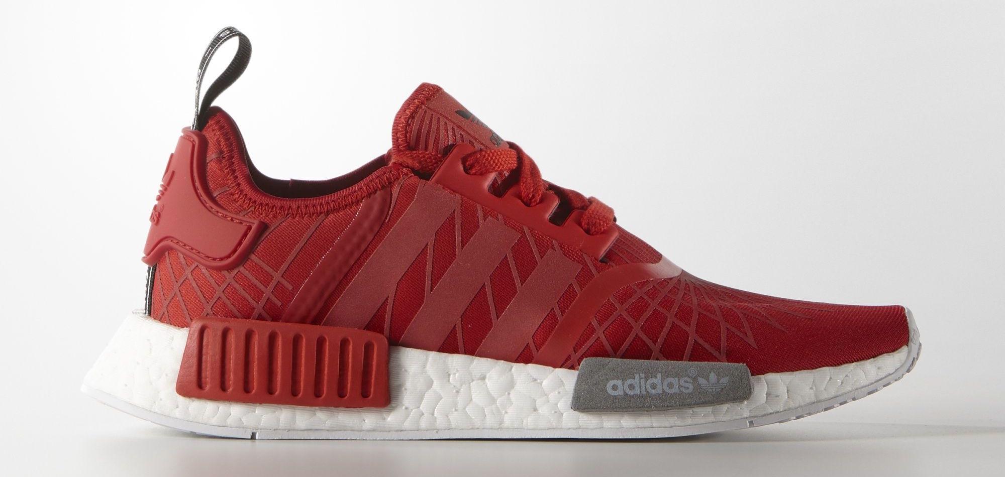 spain adidas nmd runner lush red 6c842 af794