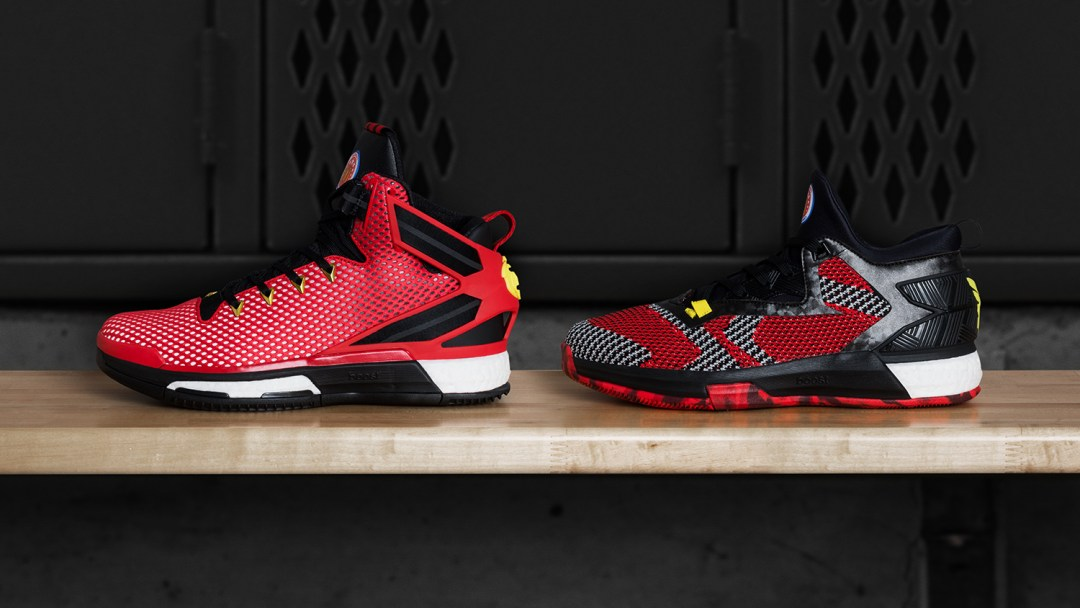 the latest d6321 d50c2 The D Lillard 2 and D Rose 6 Get Ready for the 2016 McDonald s All ...