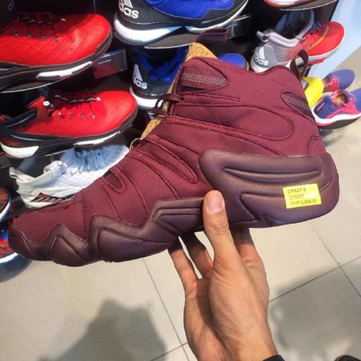 various colors ccd40 b511c adidas vrazy 8 nascita 3