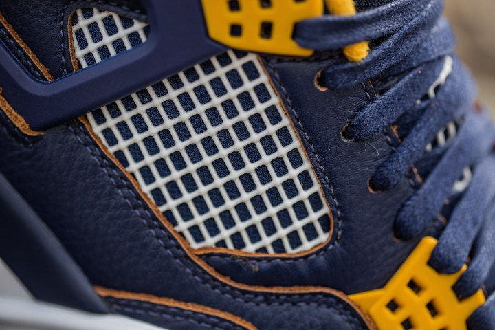 6ab53c14f701f0 Detailed Images of the Jordan 4 Retro  Dunk From Above  - WearTesters