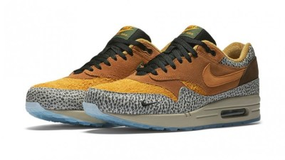 92cb8419d7cf The Nike Air Max 1 x atmos  Safari  is Returning With Some Changes