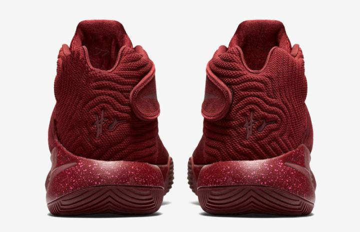Check Out the Nike Kyrie 2 in 'Red Velvet'-4