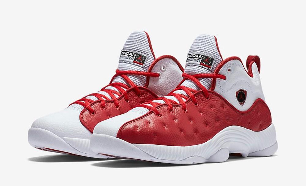 121651a3c5e3e5 Jordan Jumpman Team 2 Retro Gets a Chicago Colorway - WearTesters