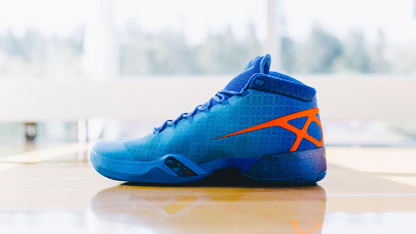on sale 46502 b645c Take a Detailed Look at these Air Jordan XXX Playoff PE s-8