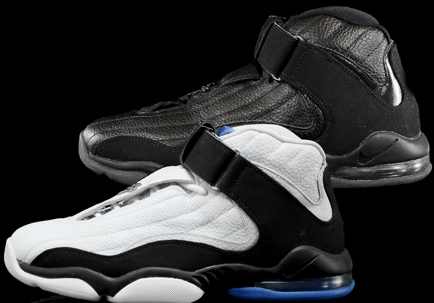 ea55abf1f8ca The Nike Air Penny 4 Returns in 2017 - WearTesters