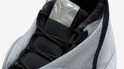 finest selection 86942 7d924 The Nike Zoom Kobe Icon Now Comes in Metallic Silver