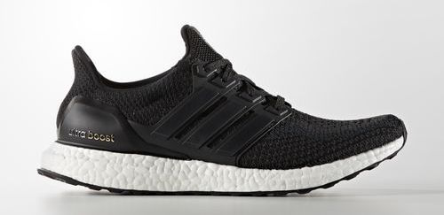 126c936b7fd The adidas Ultra Boost is Back in  Triple White     Core Black  2.0 ...