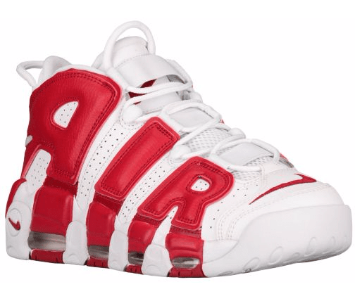 6723fa97f2 The Nike Air More Uptempo White  Gym Red is Available Now - WearTesters
