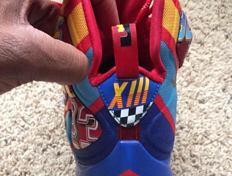 da7f1f98eab8 The Nike LeBron 13  EYBL  Has Surfaced - WearTesters