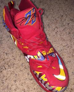 473bb16bc08e The Nike LeBron 13  EYBL  Has Surfaced-3 - WearTesters