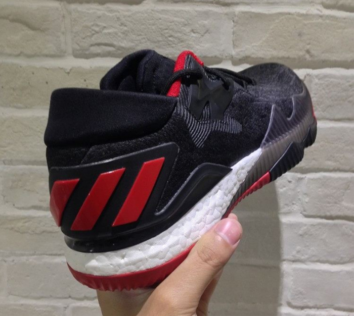 f5bf0fd63181d7 good adidas crazylight boost 4 black red weartesters e322f 56893  buy the adidas  crazylight boost 2016 is one of our most anticipated hoop shoes of the