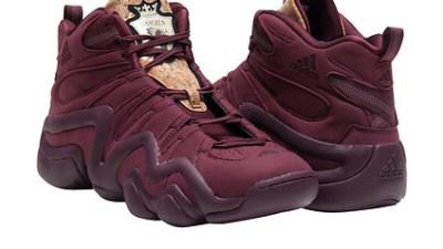 new arrival a96a3 d999f The adidas Crazy 8 Vino is Available Now