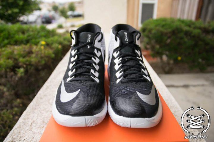 365b53f3c5df59 First Impression  Nike Zoom Devosion - WearTesters