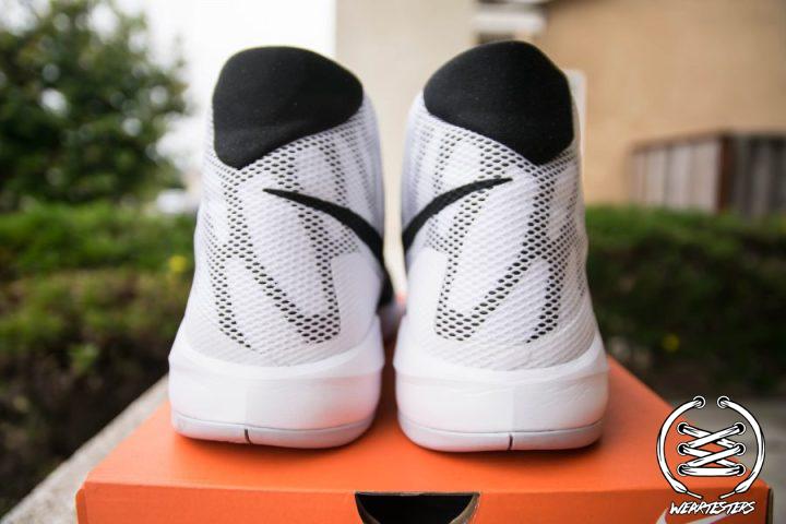 04fe1dc9283e0 First Impression Nike Zoom Devosion 5 - WearTesters