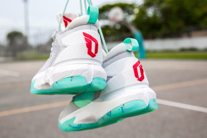 ... Get Up Close and Personal with the adidas D Lillard 2  PDX Carpet  ... 7c2a2b2a0