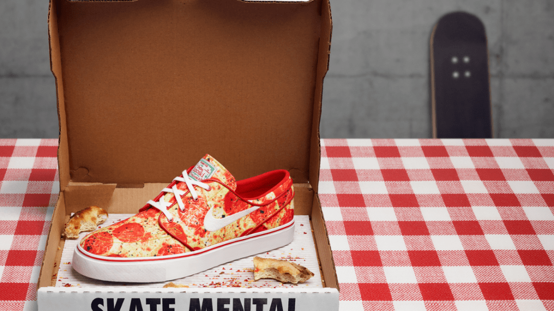 release date: 5417b 54f70 Grab a Slice of the Pizza Inspired Nike SB Zoom Stefan Janoski ...