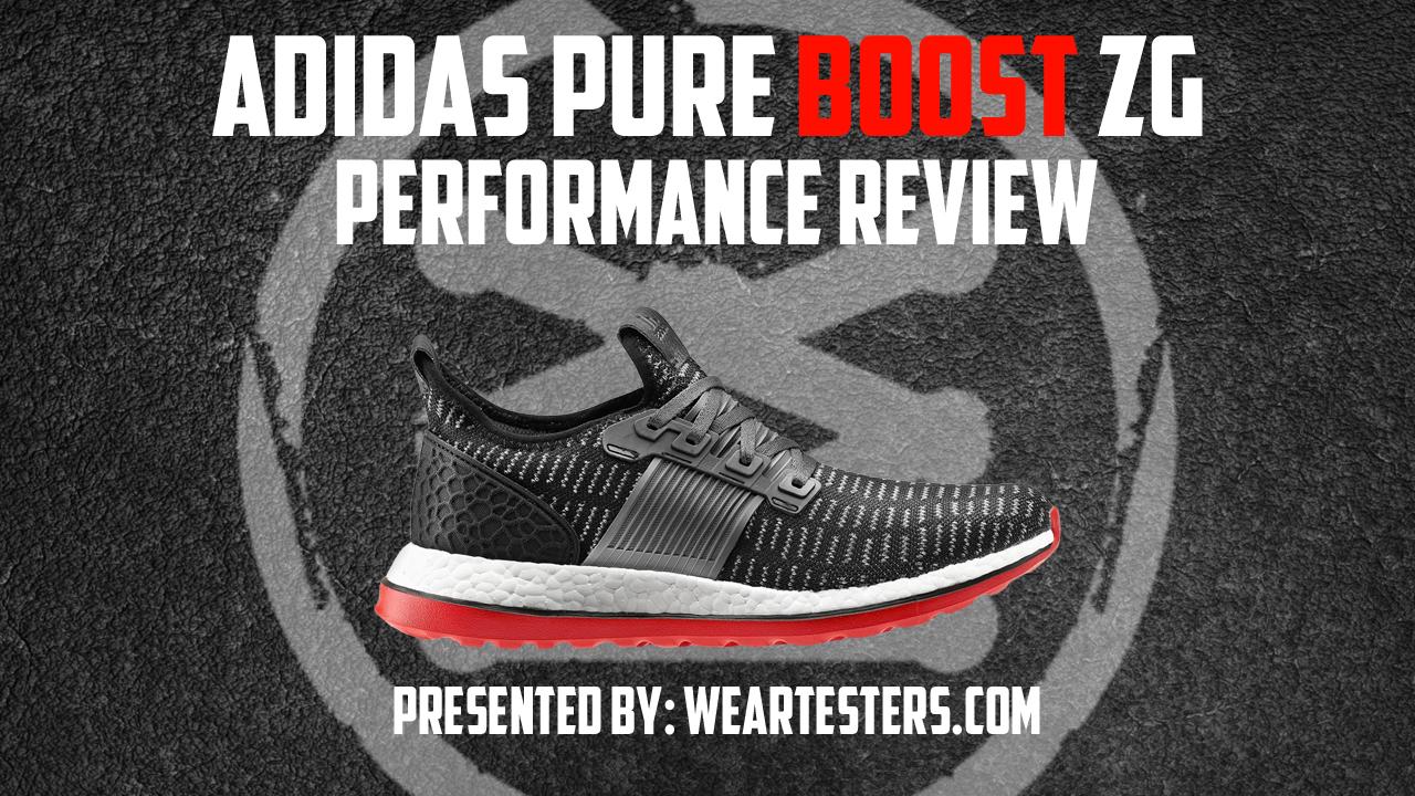 Adidas puro slancio zg primeknit revisione weartesters