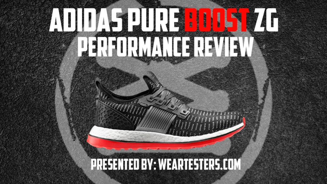 a920d0fa0fe41 adidas Pure Boost ZG Primeknit Performance Review - WearTesters