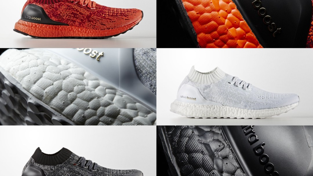 e5461a5f0f361 These adidas Ultra Boost Uncaged Runners are Available Now w ...