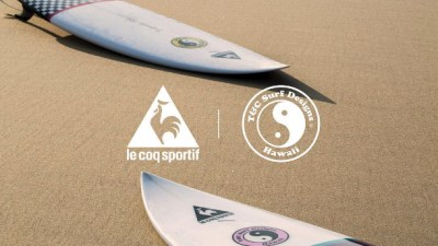 le coq sportif x T and C surf 1