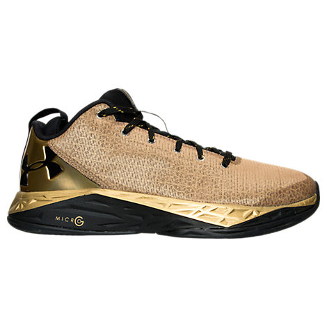 710dc2e09655 A Gold Under Armour Fire Shot Low is Available Now - WearTesters