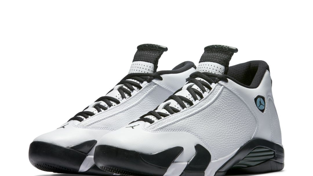 89b64924661a1d Official Look at the Air Jordan 14 Retro  Oxidized Green  - WearTesters