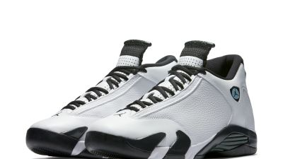 c9260677a04 Official Look at the Air Jordan 14 Retro 'Oxidized Green'