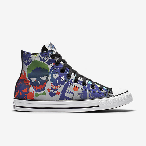 3c801daf723e8e Cause a Stir in the Converse Chuck Taylor All-Star DC  Suicide Squad ...