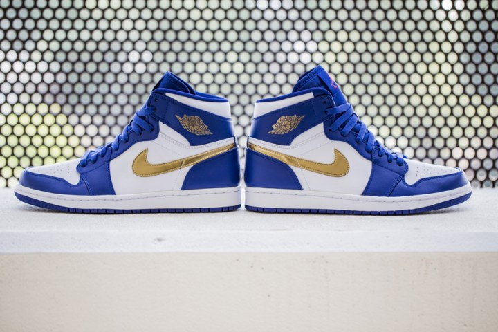 285b94336f25ba Get Up Close and Personal with the 2016 Air Jordan 1  Olympic Pack ...